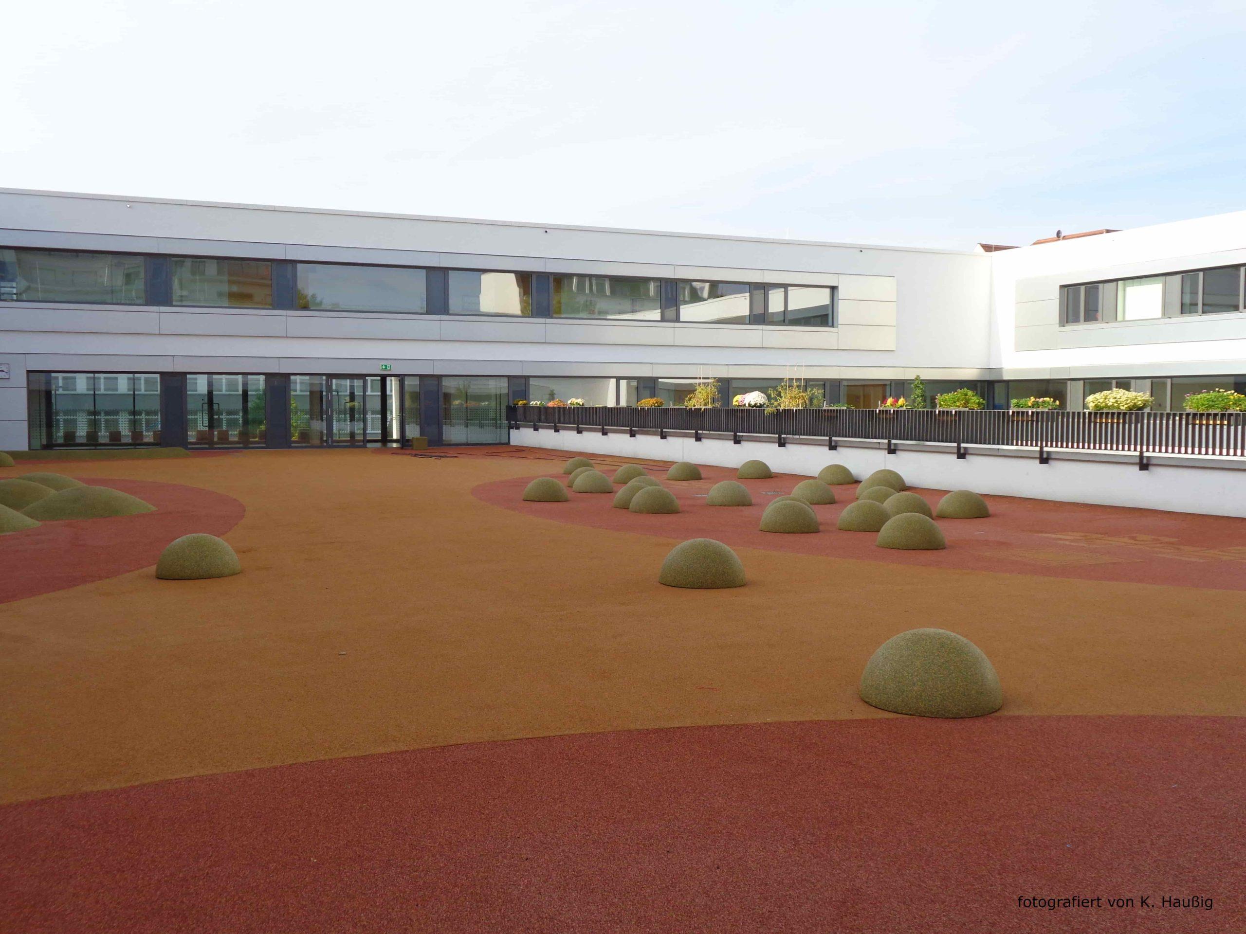 Ein 360 Grad-Rundgang durch unsere Schule