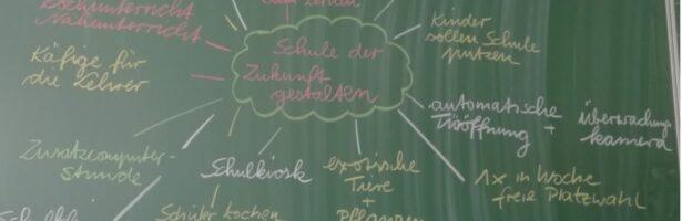 skribble.kms – Wir malen/bauen/gestalten/programmieren unsere ideale Schule von morgen. Teil 1
